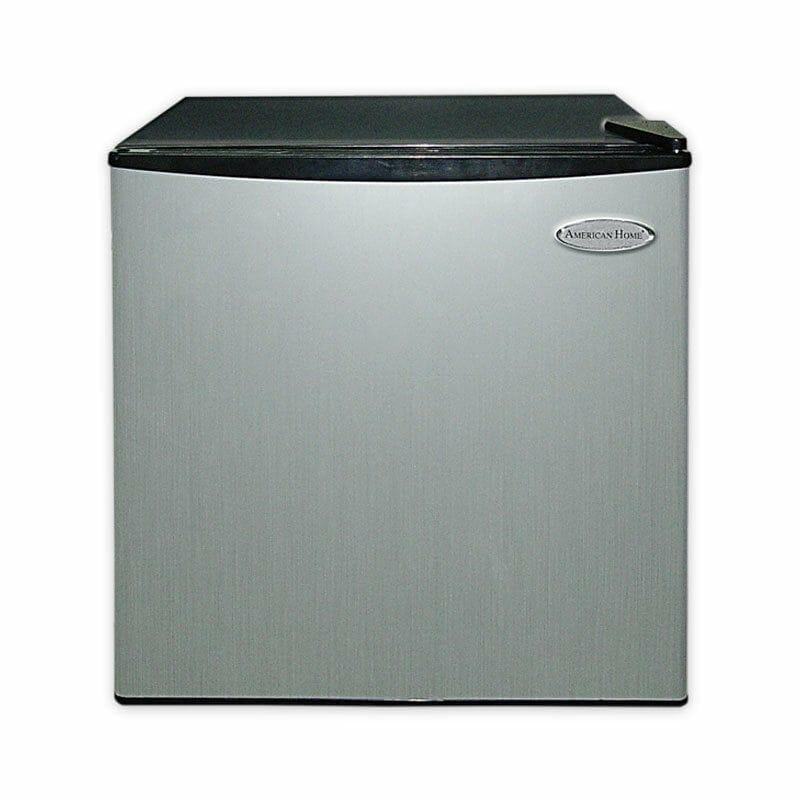 American Home Abr 50g 1 8 Cu Ft Single Door Refrigerator